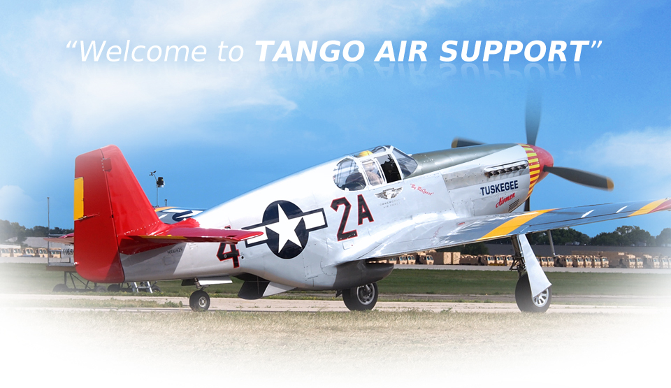 """Welcome to TANGO AIR SUPPORT"""
